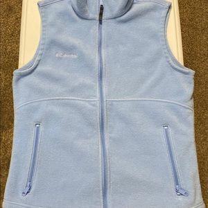Colombia fleece vest